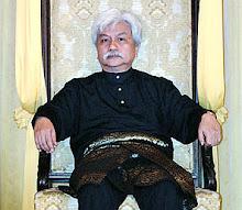 Yang Di-Pertuan Besar NS : Tuanku Muhriz Ibni Almarhum Tuanku Munawir