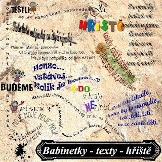 http://babinetky.blogspot.com/2009/05/texty-hriste.html