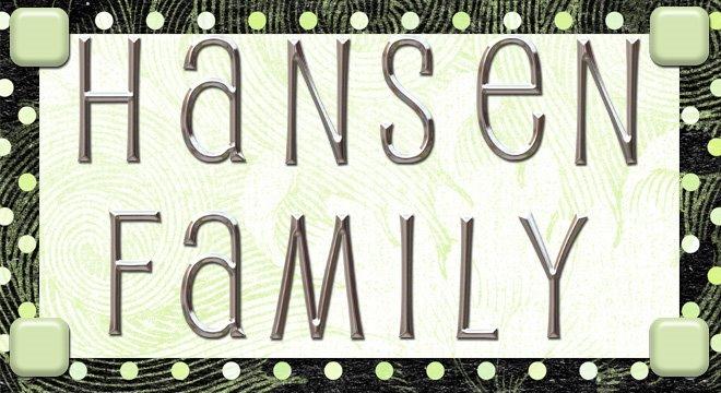 Hansen Updates
