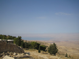 Day 4: Mt. Nebo to Petra