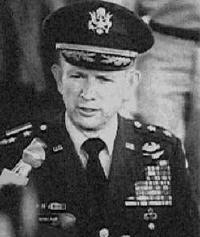 General Singlaub Comander MACV-SOG VIETNAM