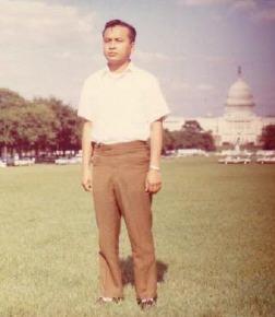 Trung Tá Nguyễn Văn Nghĩa Hoa Kỳ