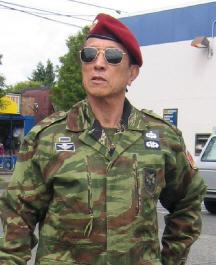 Lieutenant Colonel Thien Van Bui
