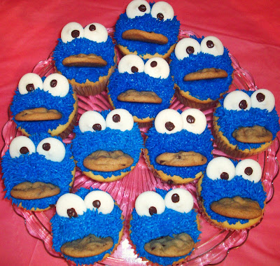 cookie monster wallpaper. of cookie monster cupcakes