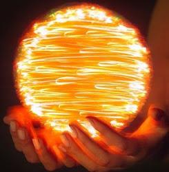 Siente la energia Divina desde tus manos