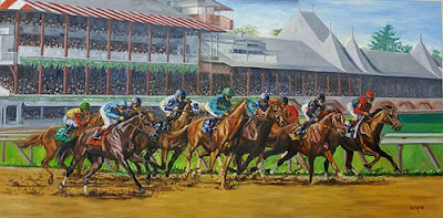 saratoga painting