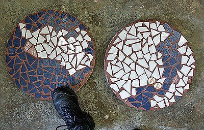 terracotta pavers