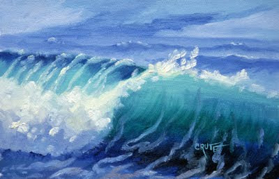 ocean paintings