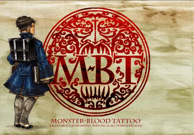 Monster-Blood Tattoo: So who in the Half-Continent would you be?