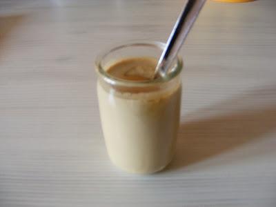 yogurt caffè fatto in casa
