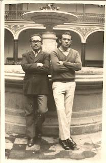 Los Poetas Jorge Ovidio Vega Humberto Pinedo Patio
