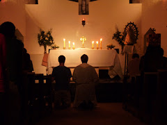 Adoraciones Eucarísticas para jóvenes en el Colegio San Pablo
