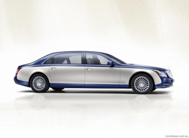 It has been reported that he just made the purchase of this 2011 Maybach 625