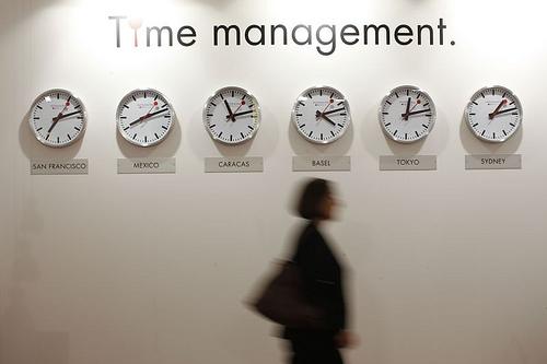 Tips Mengatur Waktu dan Janji