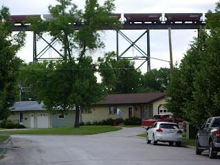 Hi-Line Bridge in Valley City
