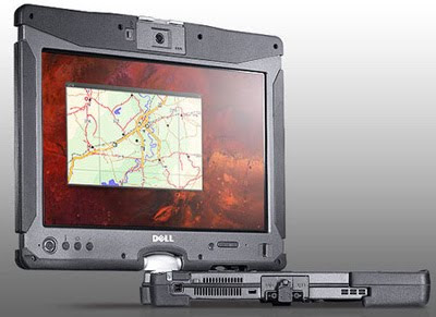 Dell Latitude XT2 XFR 12.1-Inch Rugged Multi-Touch Tablet PC