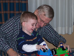 Granddad and Adam