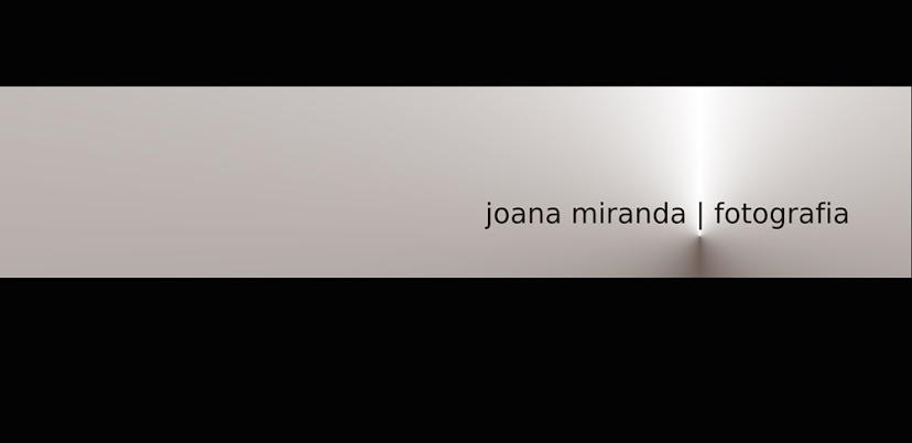 Joana Miranda - Fotografia