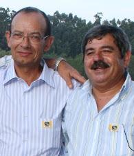 ANTÓNIO LOPES  E ALFREDO «BURAQUINHO»