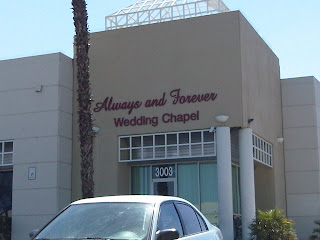 Las Vegas Wedding Chapel Always And Forever