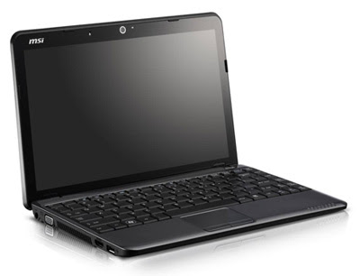 MSI Wind12 U200 Netbook