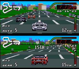 [SNES] Top Gear Corrida