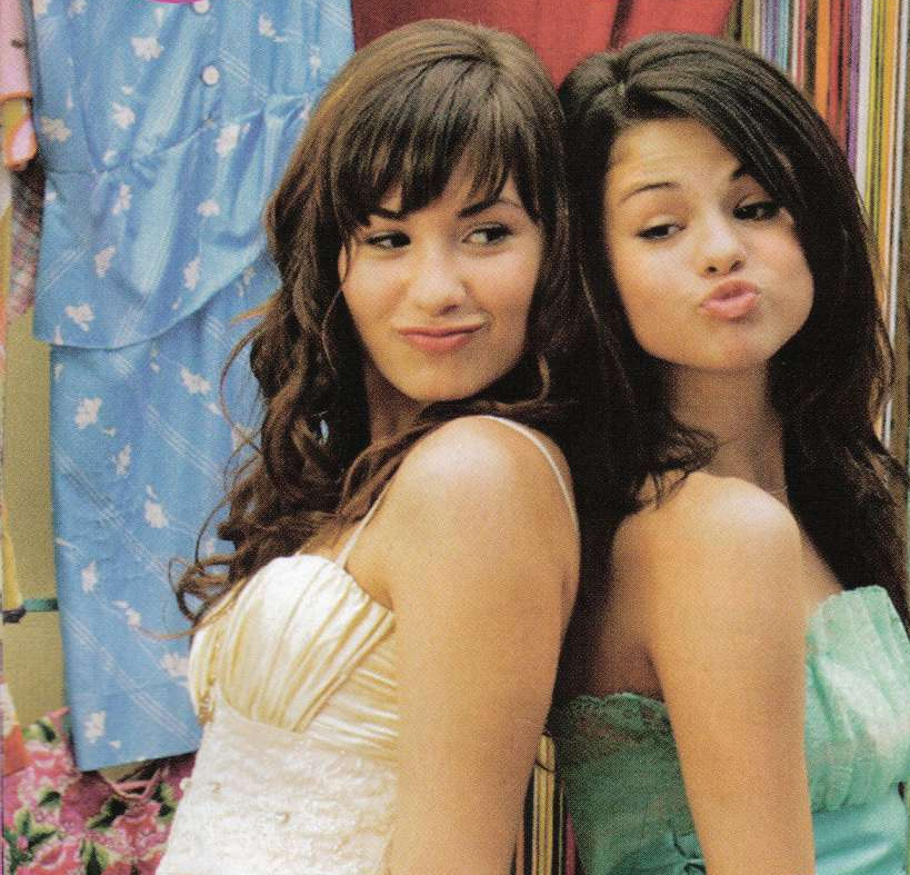 selena gomez and demi lovato. pictures Selena Gomez amp;