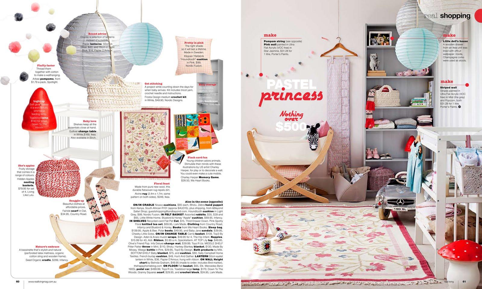 ish and chi: Circus style kids room- interior design, decorating ...