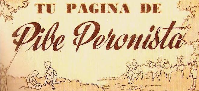 Pibe Peronista