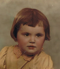 Me at 3 yrs old