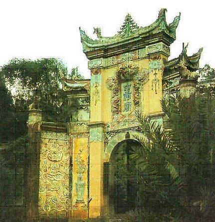 Construcciones Chinas: