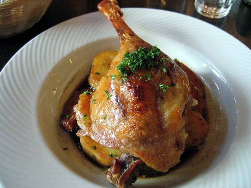 Vanilla Bean: David's Delicious Duck Confit