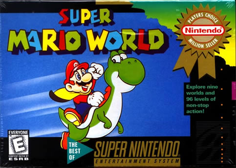 super mario world snes Games That Have a Special Place in your Heart