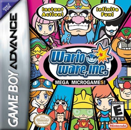 Wario game boy advance rom downloads