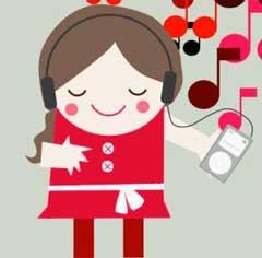 Artikel Kesehatan, Resiko Memakai Headset atau Earphone.