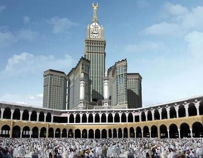 7 Fakta Menarik Dan Unik Tentang Menara Jam Mekkah [ www.BlogApaAja.com ]