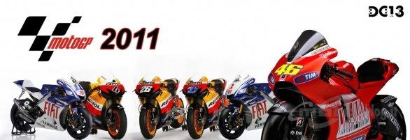 Daftar Pembalap Moto GP 2011.