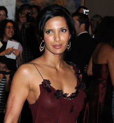 padma lakshmi boobs