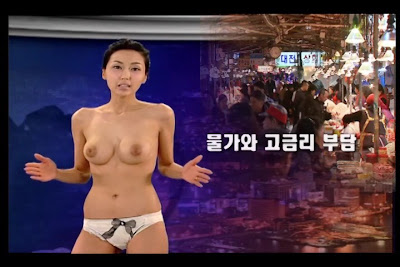 korean naked news