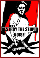 Destroy the stupid noise