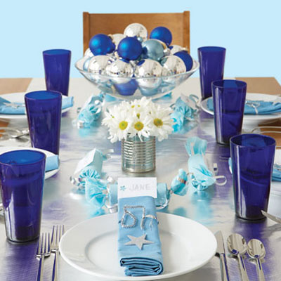 The life is bee utiful bee happy new years decoration - New year table decorations ...