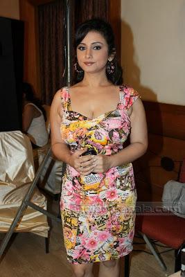 Bollywood MASALA HOT Actress DIVYA DUTTA Pics in Hot Dress