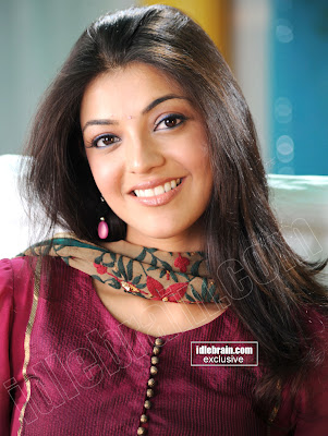 Actress KAJAL AGARWAL beautiful Pictures In lovely Salwar