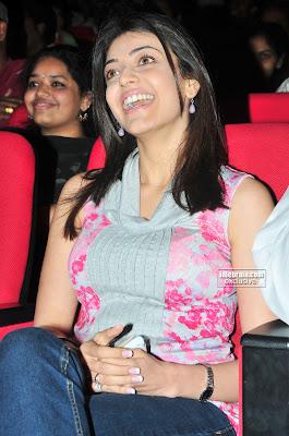 TELUGU CINEMA ACTRESS Kajal Agarwal Photos From An Event