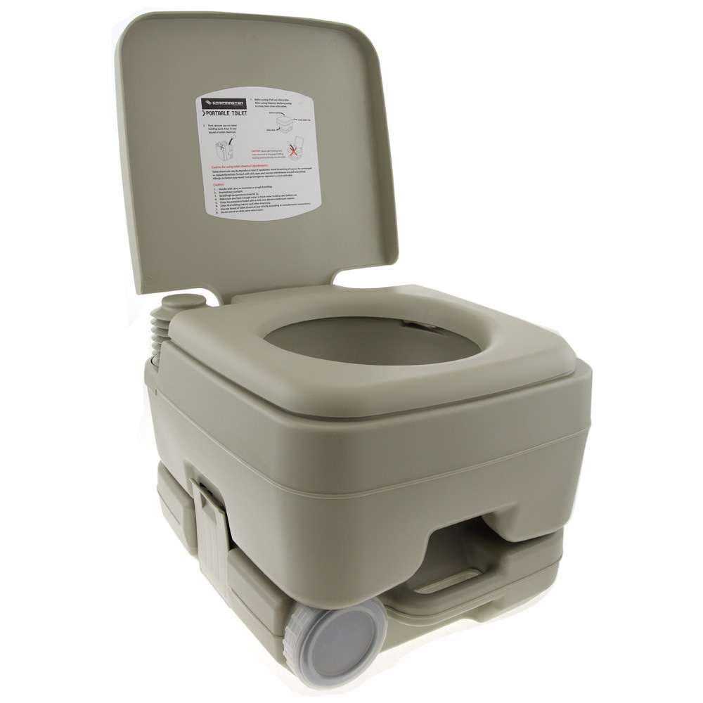 Yelling at the tv: Product Review - Campmaster Portable Toilet