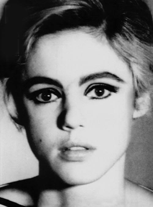 Edith (Edie) Minturn Sedgwick. Edie ciao baby The Cult