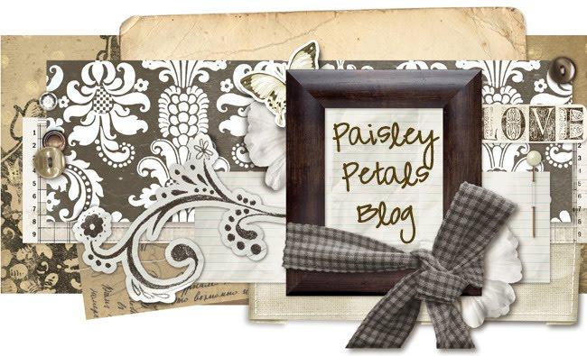 Paisley Petals