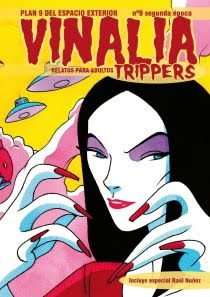 Vinalia Trippers. Plan 9 del Espacio Exterior