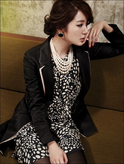 Achie Array Yoon Eun Hye Fashion Style