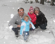 Family Picture in the Snow